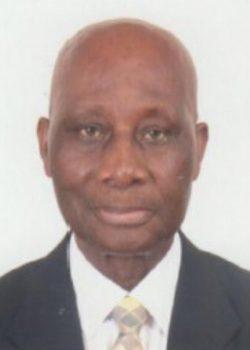 5. Prof. Timothy Acquah Hayford