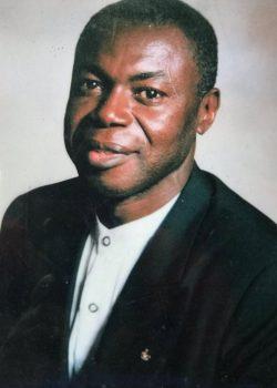 9. Dr. Yeboah Ewudzi